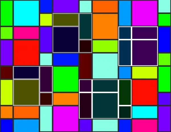 2007 Pixelart - mosaik