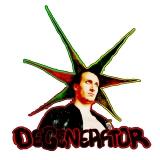Degenerator Logo #4