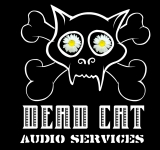 Dead Cat Audio Services Logo #4.1 ps export 2