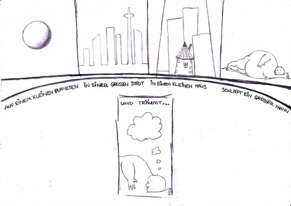2011-04-20 HBKSaar Kurzentwurf 'Zyclo - Ein planetarisches Gedicht'_Seite_2