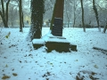 Wintereinbruch2012_Grabmal