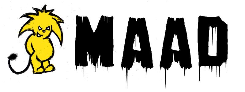 2010-03 Logo HBK Saar MAD 'putziger Antityp' Entwurf