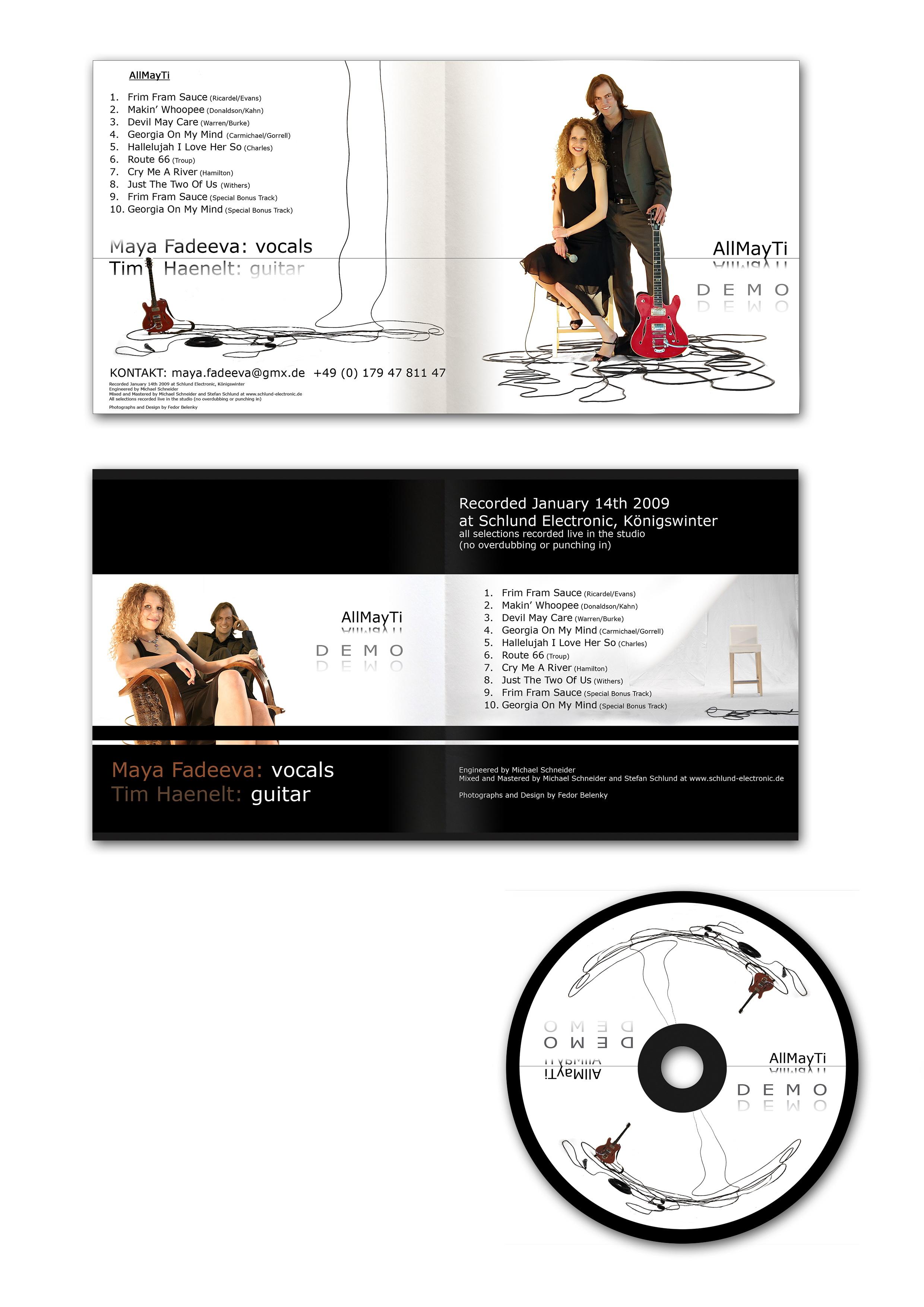 All MayTi - CD